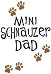 Mini Schnauzer Dad