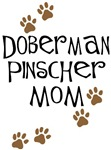 Doberman Pinscher Mom