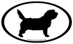 PBGV Dog Oval