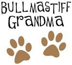 Bullmastiff Grandma