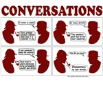 Holmes and Watson Conversations