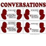 Holmes and Watson Conversations