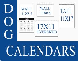 Calendars - Dog Themed