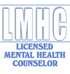 LMHC Blue - Licensed Mental Health Counselor