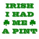 Funny Irish St. Patrick's Day Beer T-shirts