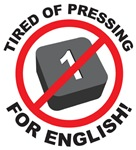 Press One for English