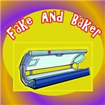 Fake and Bake Tanning