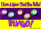I Love a Game That has Balls BINGO