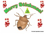 Stink Bug Christmas