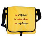 Repair, Don't Replace