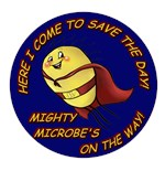 Mighty Microbe is On the Way!