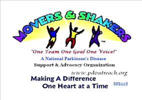 Movers & Shakers Logo Gear