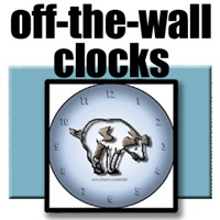 A Good Variety of Theme Wallclocks