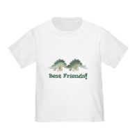 Cool Dinosaur Best Friends T Shirts Gifts