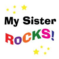 Cool My Sister Rocks T Shirts Gifts