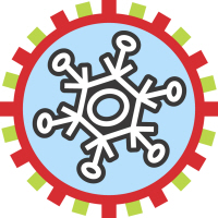 Cool Snowflake Family Photo T-Shirts Gifts Buttons