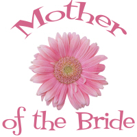Mother of the Bride Wedding Apparel Gerber Daisy
