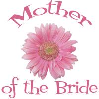 Mother of the Bride Wedding Apparel Gerber Daisy