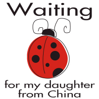 Waiting Family Chinese Adoption T-Shirts Gifts