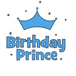 Birthday Prince! w/ Crown