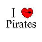 I heart Pirates