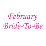 February Bride To Be