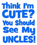 Think I'm Cute? UncleS (Plural) Blue