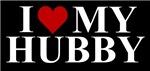 I Love My Hubby (heart)