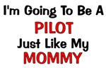 Pilot Mommy Profession