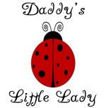 Daddy's Little Lady!  Ladybug