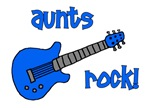 Aunts Rock! Blue Guitar