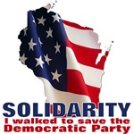 I Walked - State Flag