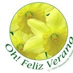 Daffodils, Feliz Verano