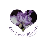 Purple Iris, Let Love Bloom