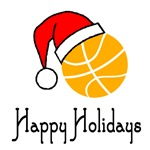 BasketballChick Happy Holidays