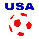 USA Retro Soccer