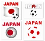 Japan World Cup T-Shirts