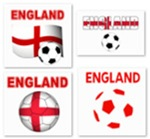 England World Cup T-Shirts