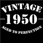 vintage 1950 birthday