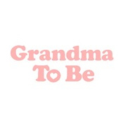 grandma to be heart