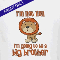 big brother t-shirt lion