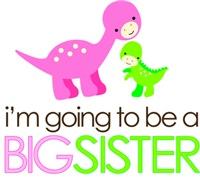 Big Sister Dinosaur