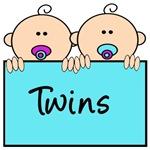 TWINS R 2X's The Fun!