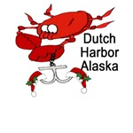 Crab Fishing Dutch Harbor Alaska FUNNY