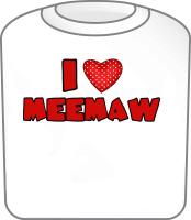 I heart MeeMaw