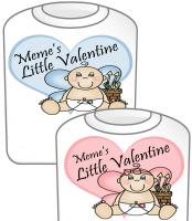 Meme's Little Valentine GIRL