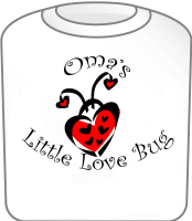 Oma's Love Bug Ladybug