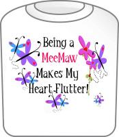 MeeMaw Heart Flutter