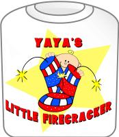 YaYa's Firecracker July 4th