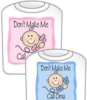 Call Oma Girl & Boy T-Shirt